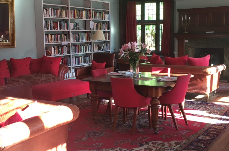 Travel Review | Sleeping With Books – in Gladstone's Library