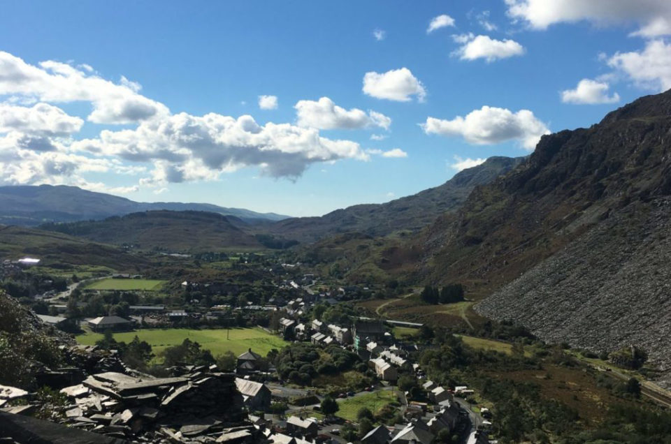 Travel Review | Llechwedd Slate Caverns – Epic Adventures in Wales!