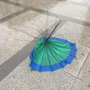 Get a good umbrella!