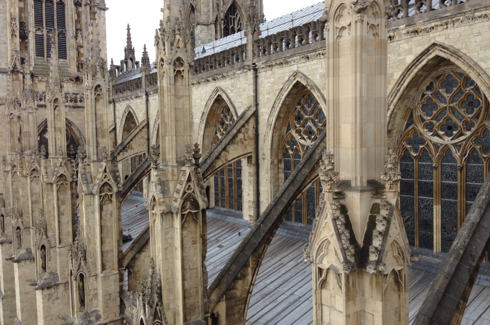 Travel Review: York Minster – the famous cathedral of York, England; one of the largest of its kind in Northern Europe