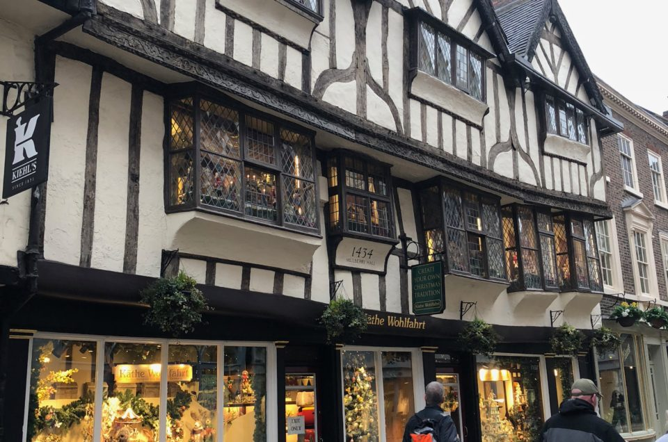 3 Days In: York, England – Medieval & Viking history, art, culture and more!