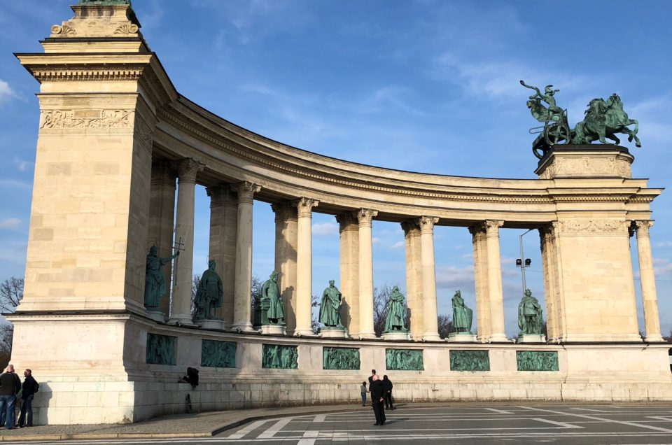 Stroll Through History on Andrassy Boulevard in Budapest, Hungary