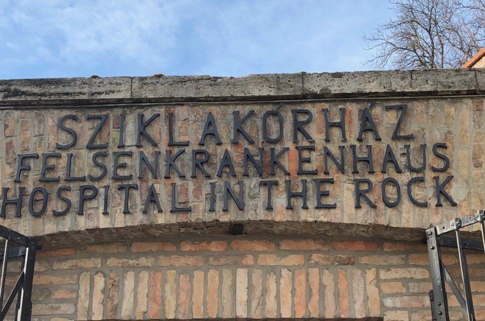Pocket Review: Hospital in the Rock, Budapest