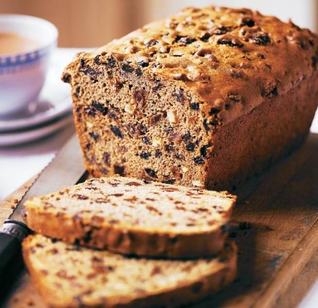 Holiday Recipe to Try: Bara Brith (Welsh Christmas Bread)