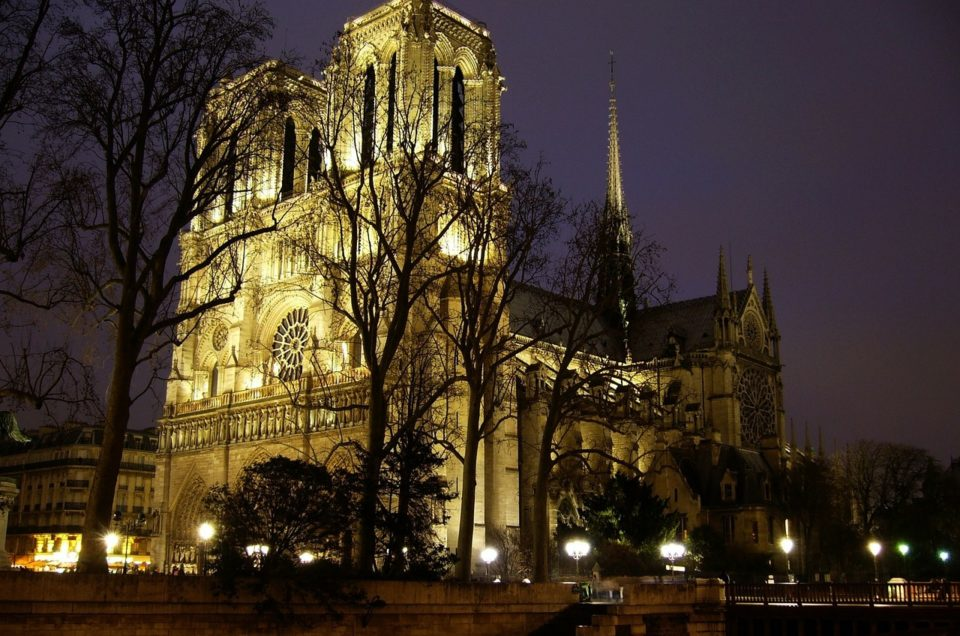 Beauty, Loss, Longing and Travel: Thoughts on the Notre Dame Cathedral Fire