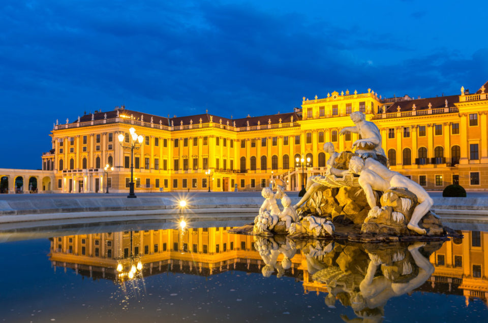 Vienna   Austria's Capital City Retains its Artistic, Musical and Intellectual History
