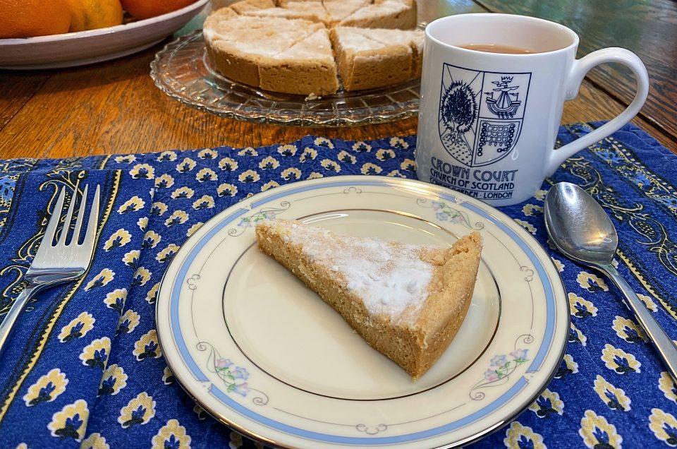 Betty's Traditional Scottish Shortbread Recipe